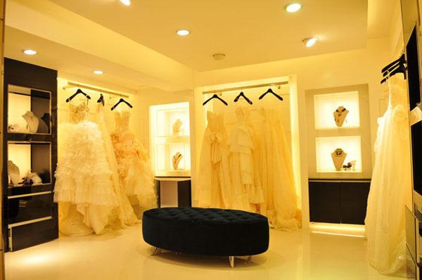 南京婚纱店装修哪家好