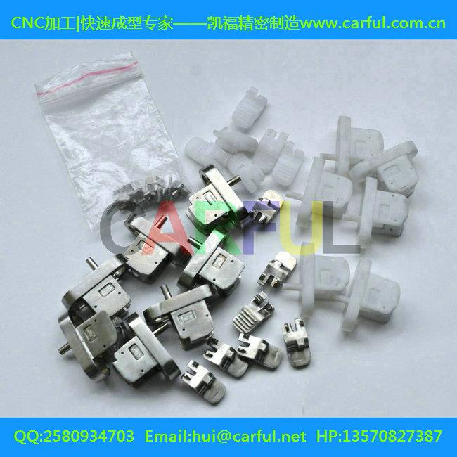 深圳宝安cnc四轴机械加工 铝合金结构件小批量加工 数控铣床加工