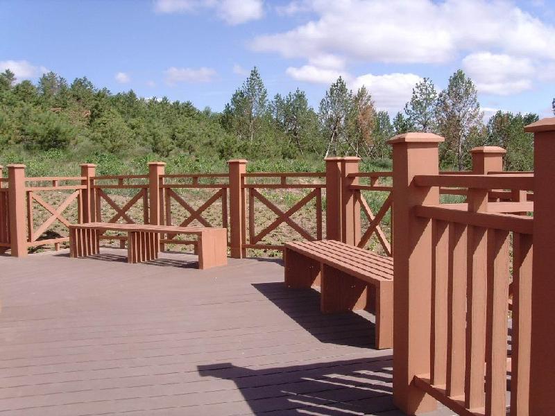 常州塑木栏杆生产厂家哪里找