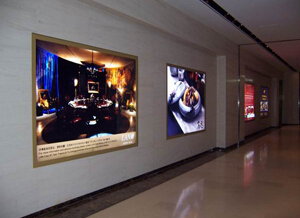 南京超薄灯箱生产选择南京开拓者广告公司图片