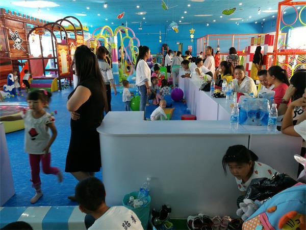 黑龙江小型室内儿童乐园加盟连锁店