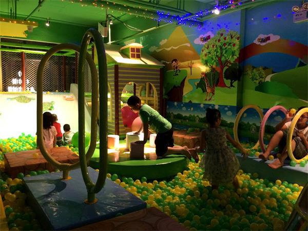 高端大小型室内儿童乐园加盟哪家好