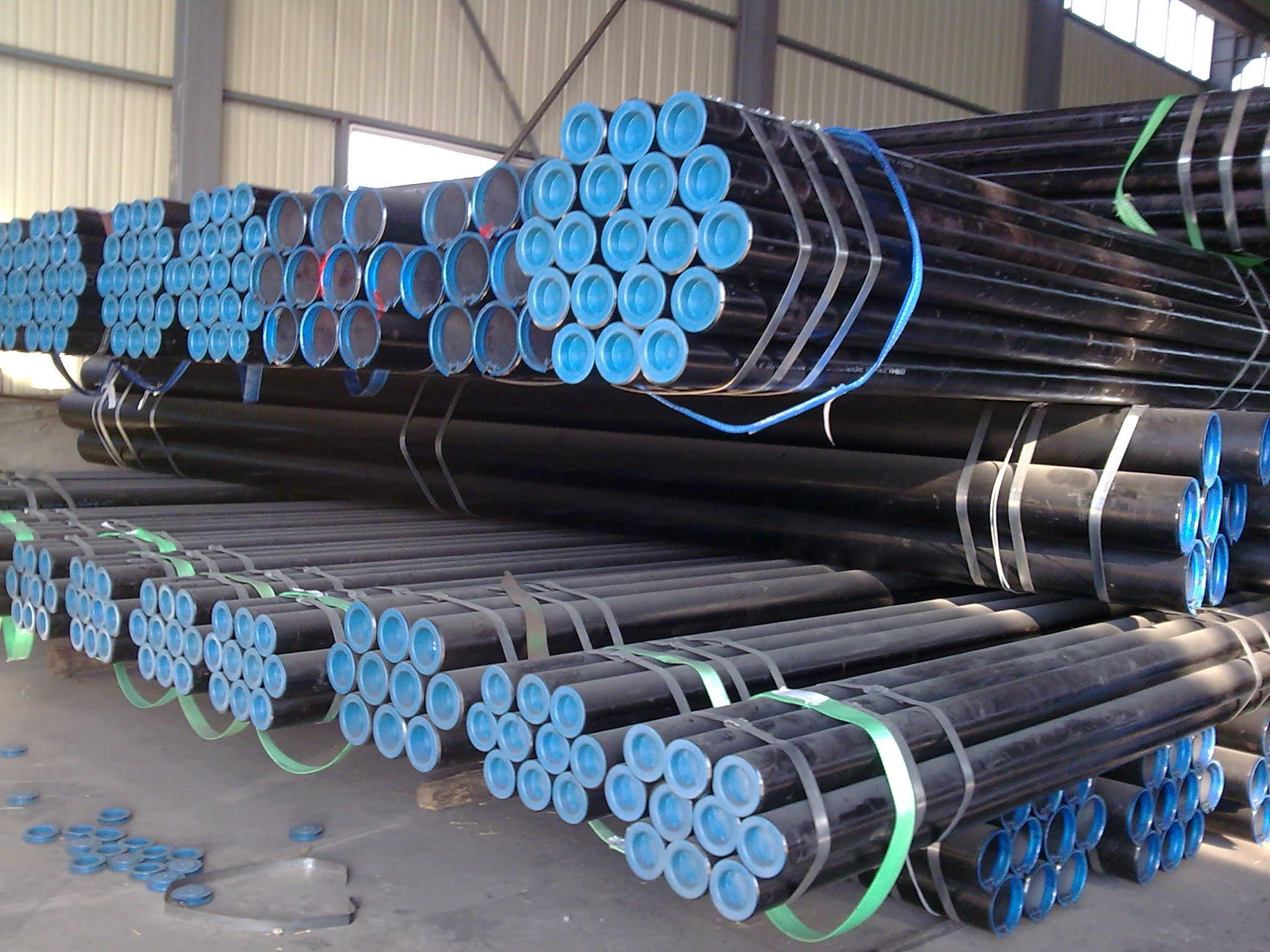 钢管与圆钢等实心钢材相比