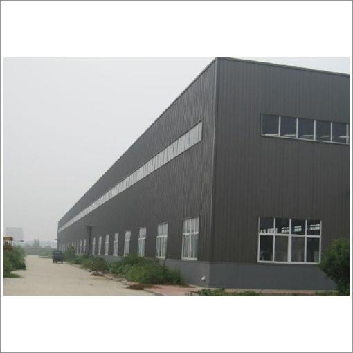 承接范围:钢结构工程:钢架结构厂房