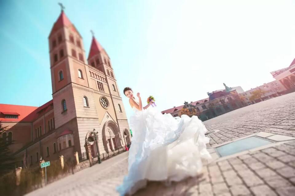 青岛婚纱摄影工作室排名榜