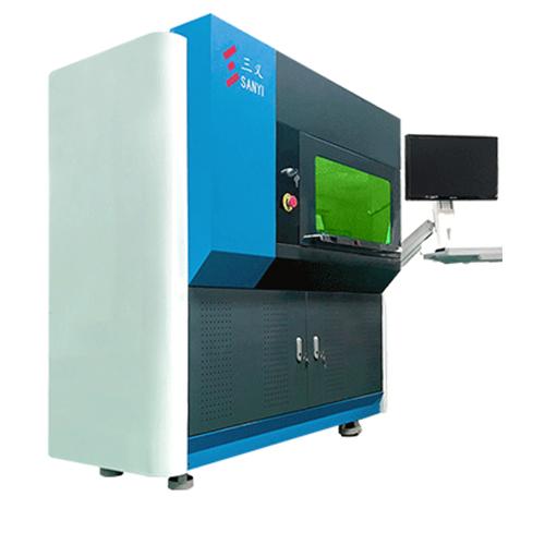 PDC专用激光切割系统