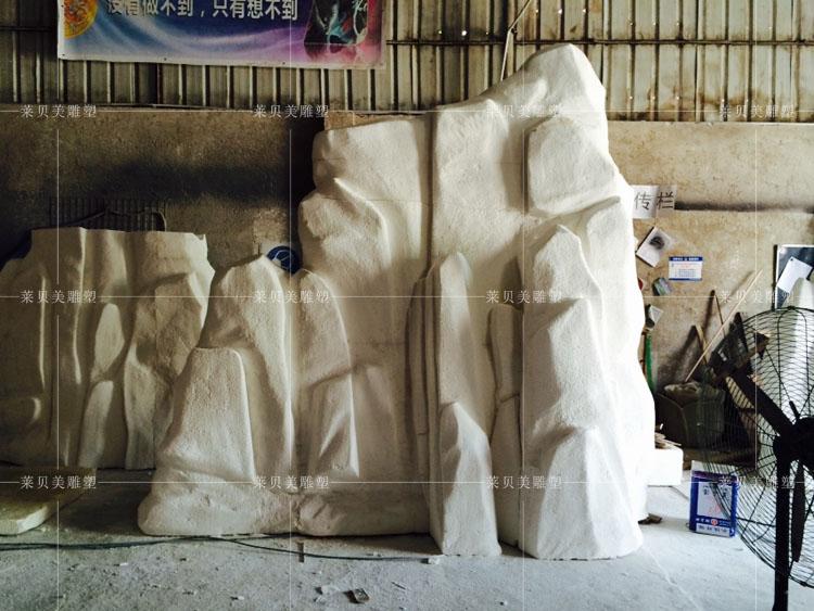 深圳市莱贝美雕塑厂制作泡沫雕塑