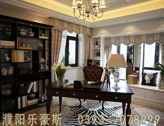 濮阳乐豪斯的室内装修环保无污染,房屋装修欧式误区也要有效的避免.