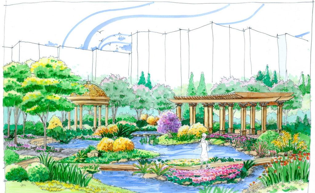 园林景观设计报培训班能学到东西吗,推荐一家