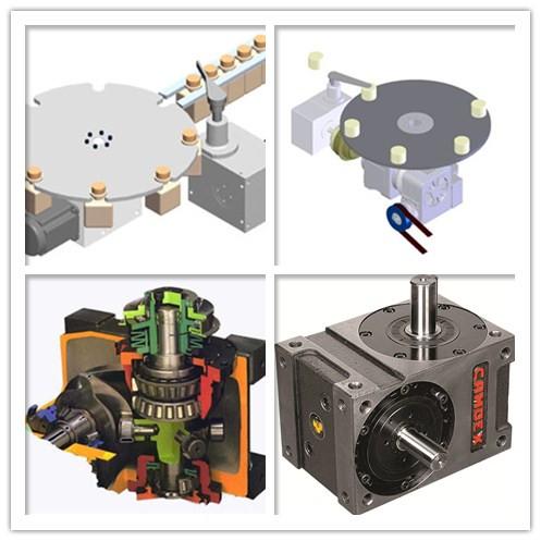 凸轮分割器结构在生产运行中有什么作用