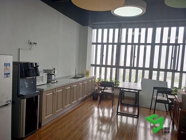 办公室茶水间在装修设计时有什么需要注意的?杭州朗居