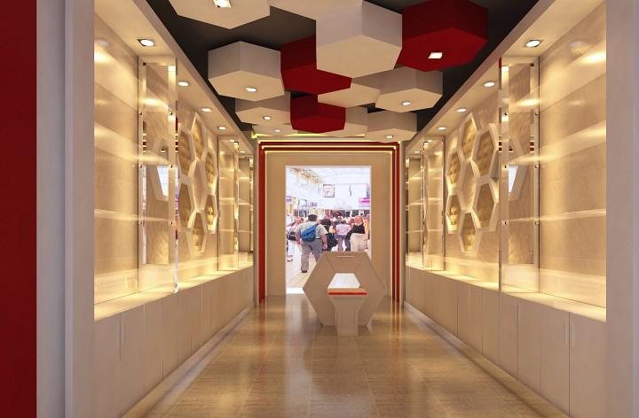 饰品店怎么设计装修?采用哪种装饰搭配?杭州朗居装饰装修过吗?