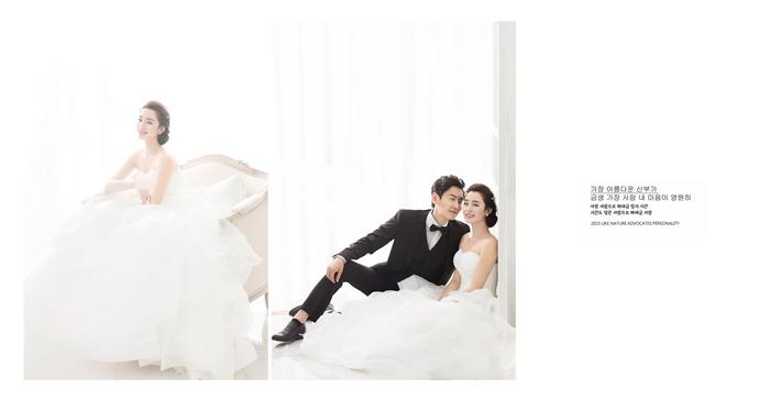 南京 结婚照作为追求个性的80后