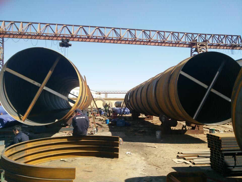 Q235B螺旋焊缝钢管价格