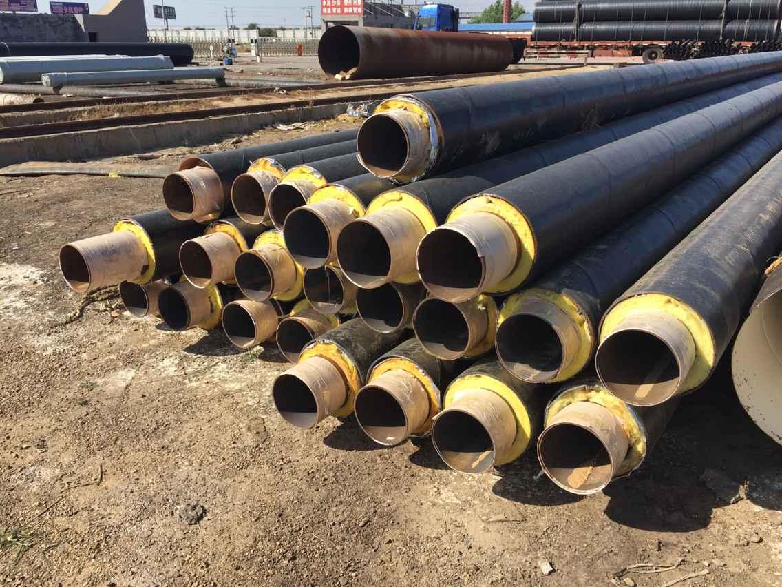 预制直埋式聚氨酯发泡保温钢管厂家