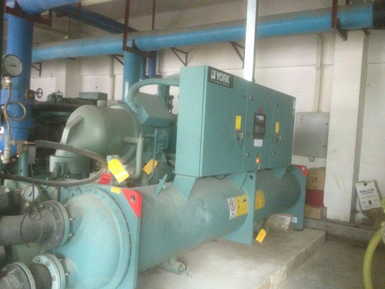 广东约克工业冷水机组维修找哪家好?
