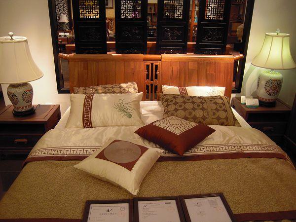 中式卧室装修效果图 经典装修案例