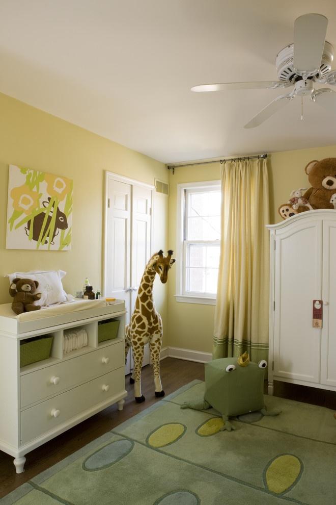 儿童房间布置 装修效果图高清图片