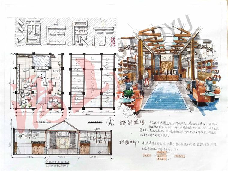 南宁西乡塘鲁班路专业的漓山设计手绘培训机构学校质量怎么样