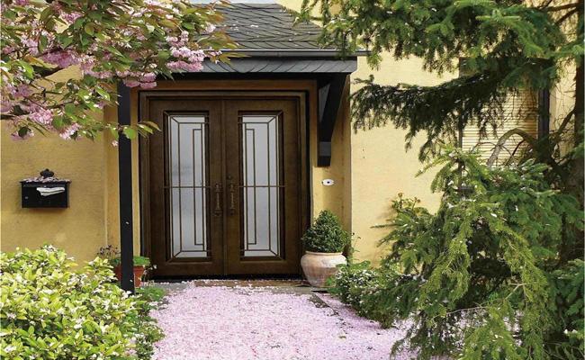 哪家厂家手工锻打欧式大门,别墅庭院门定制