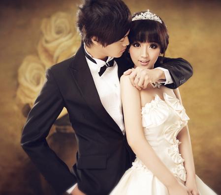南京欧式风格婚纱摄影