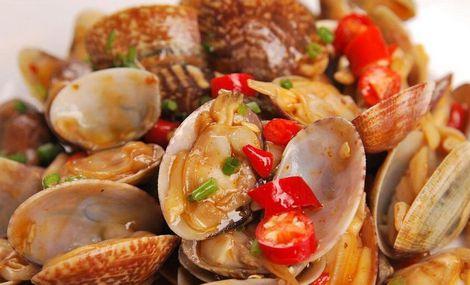 仅肉好吃,就连花甲壳都忍不住放进嘴呡干净(呡,川话,放入口中偿