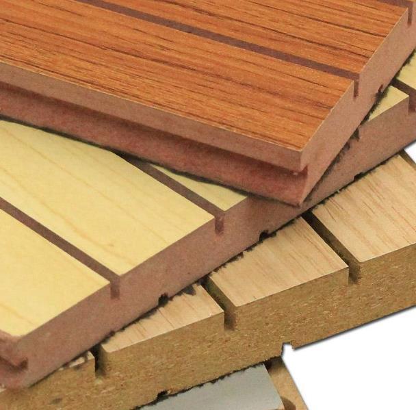 吸音板厂家供应阻燃木质吸音板,免费提供施工方案