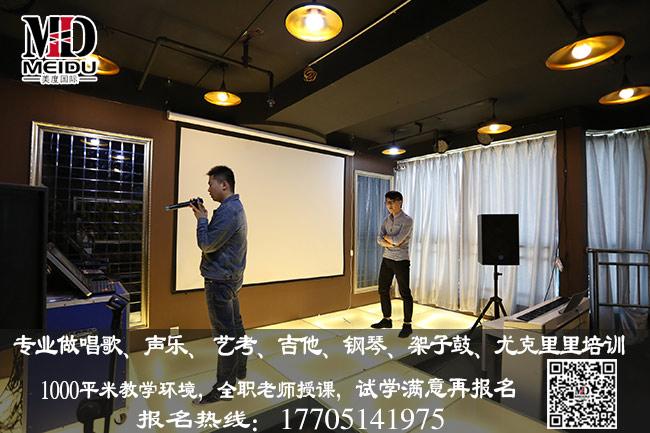 南京一对一声乐个性化的教学方案