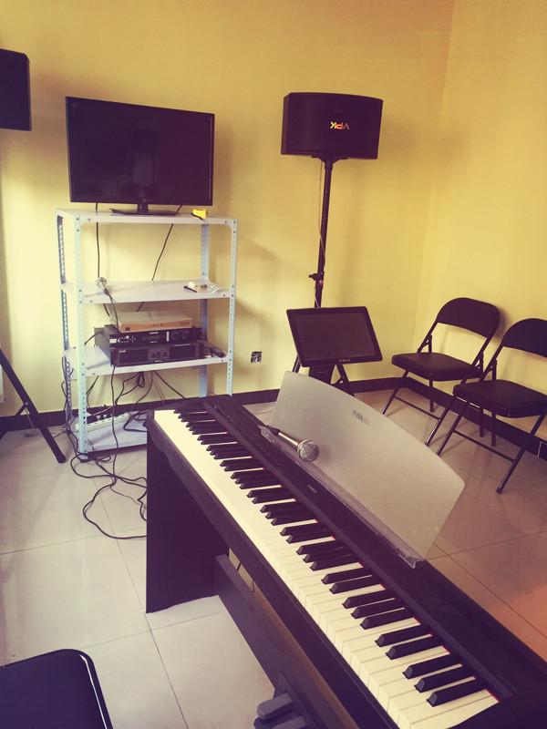 设计的声乐教室图片