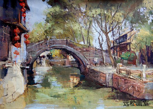 上海美术联考色彩高分卷 色彩速成诀窍 上海色彩水粉第一画室图片