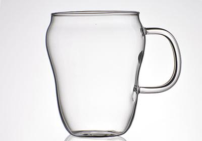 此外,玻璃茶杯的选择面斗劲宽泛的另一个原因就是,它的可塑造性好.图片