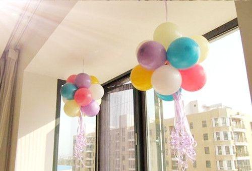 长气球扎法图解分享展示图片