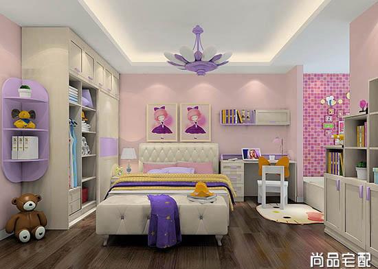 小戶型兒童房設計怎么做比較好?