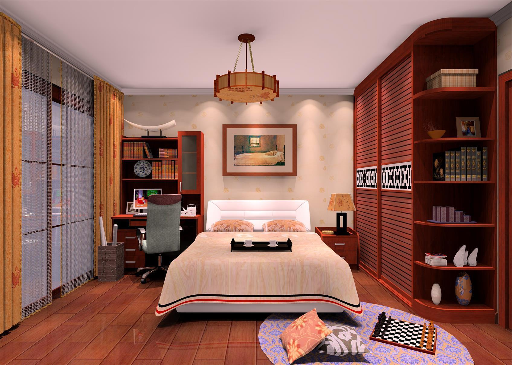 实木颗粒板板式家具?首选全屋家具定制品牌迈拓家具图片