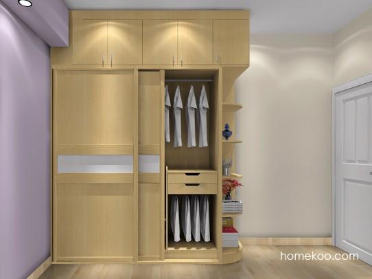 山东板式家具厂|山东定制家具品牌|分享如何充分利用避梁空间图片