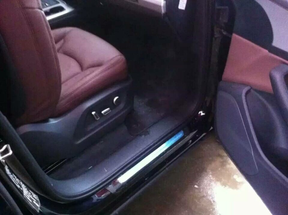 武汉汽车座椅升级改装费用多少高清图片
