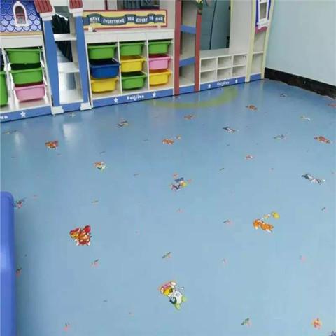 广州幼儿园塑胶地板哪家口碑好 悬浮拼装地板厂家