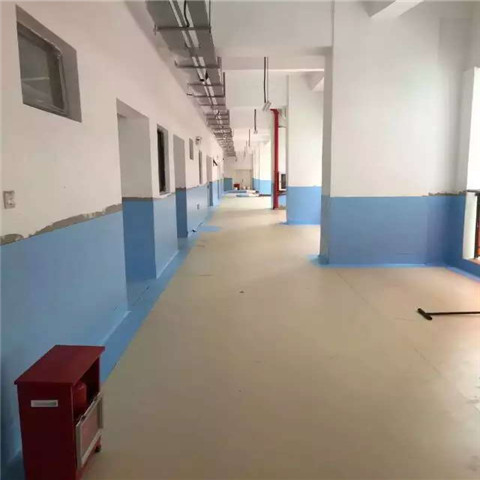 东莞PVC防滑地板 学校PVC地板
