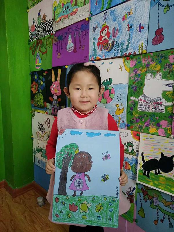 儿童学画画学什么儿童绘画培训班教你学画画