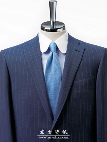男士如何选好正装领带与商务衬衫