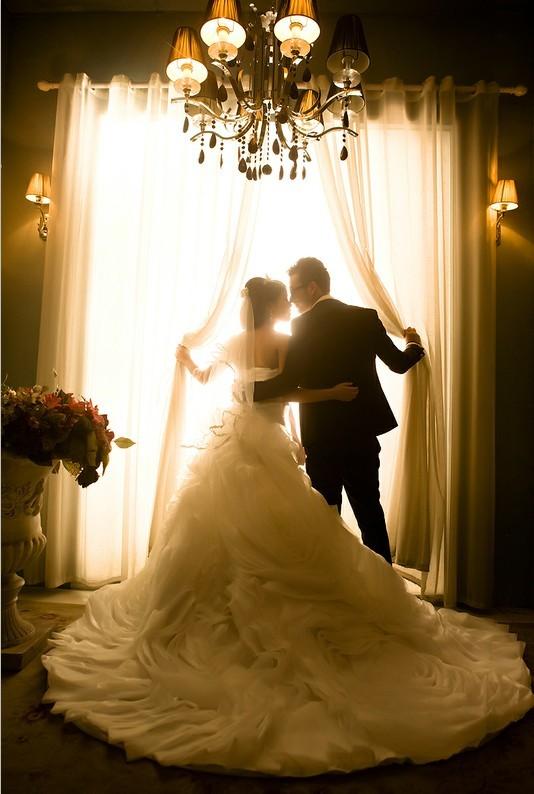 最美婚纱照外景婚纱创意婚纱照就去第一夫人婚纱摄影高清图片