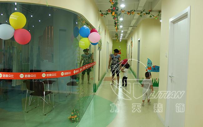 南京幼儿园早教装修最好的公司