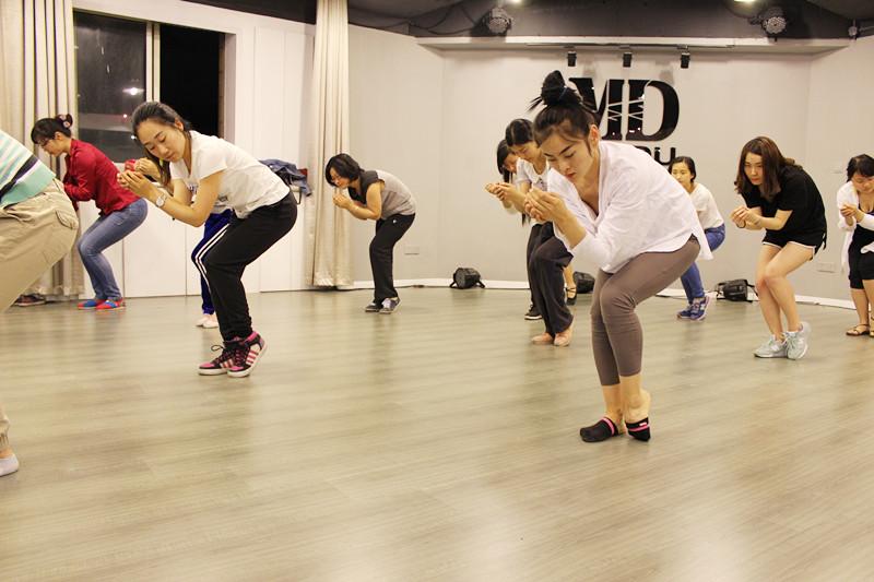 编导课 舞蹈造型