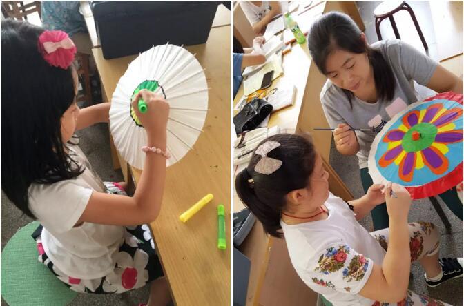 """易澜画室儿童画画本着""""量身指导,精致教学""""的教学理念,制定针对"""