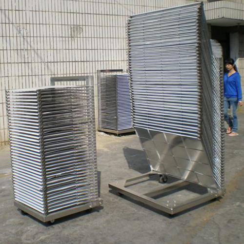 湖北武汉不锈钢载具柜加工制造厂家-带给你看得见的未来合作欢