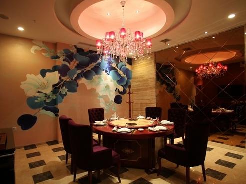 手繪墻公司,我們熱心為每一個餐廳