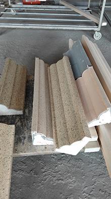 松阳EPS外墙线条GRC欧式装饰 选择绿建新型建材 品质保证