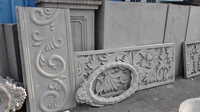 金衢地区欧式外墙构件GRC线条专业的生产商 绿建新型建材厂