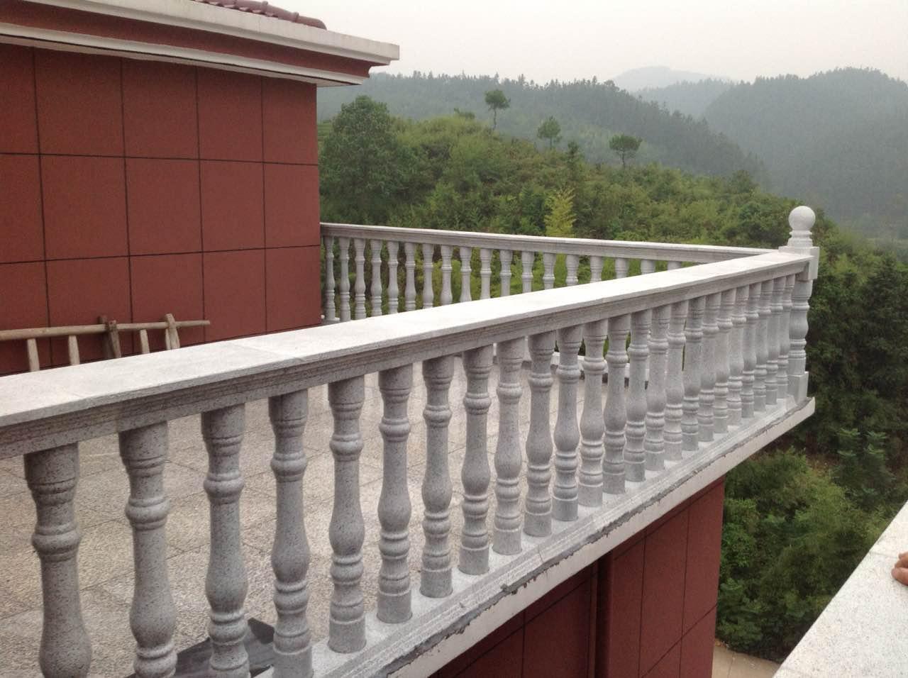 金华EPSGRC线条 窗套线 罗马柱花瓶 栏杆厂家 绿建建材