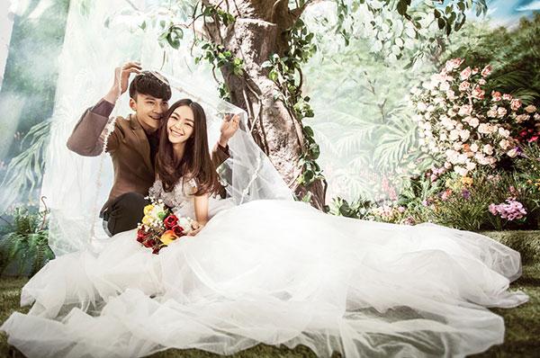 南阳韩式婚纱哪家性价比高呢